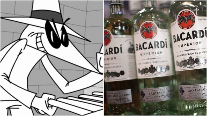 Illustration for article titled Booze trademark dispute descends into spying and conspiracy theories