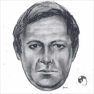 Illustration for article titled Sometimes Police Sketches Can Be Terrifying