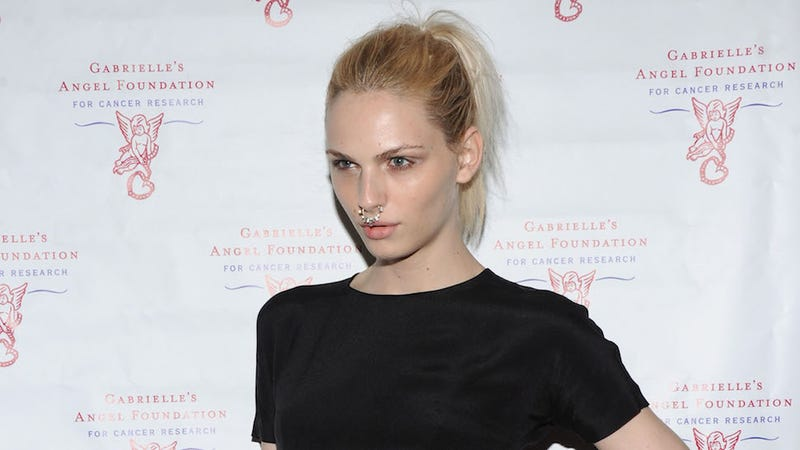 Illustration for article titled ​Model Andreja Pejic Is Crowdfunding an Autobiographical Documentary
