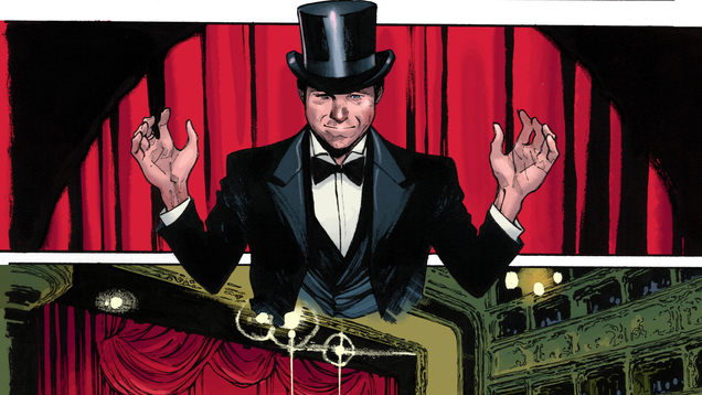 James Wan and Lindsey Beer join Mark Millar's The Magic Order on Netflix