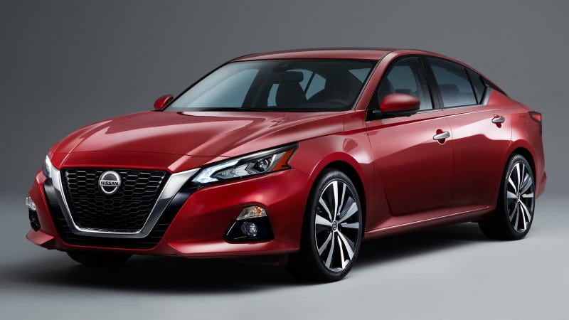 New Nissan Altima >> The 2019 Nissan Altima Gets AWD And Could Make Or Break The Variable-Compression Engine
