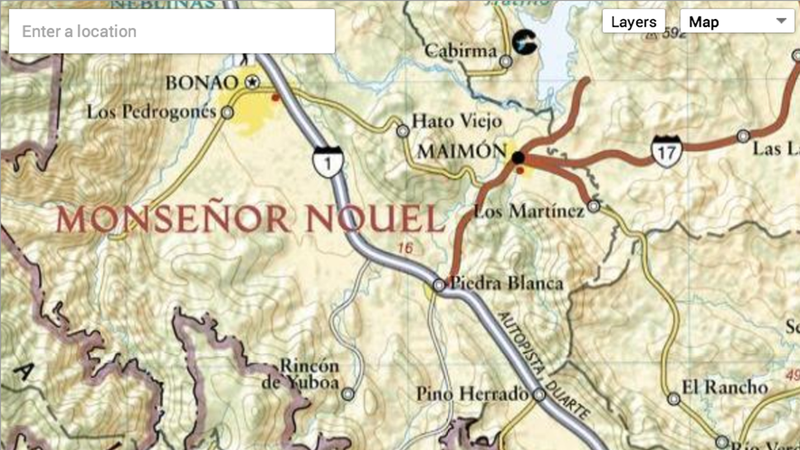 Illustration for article titled Now You Can Explore Gorgeous National Geographic Maps With Google