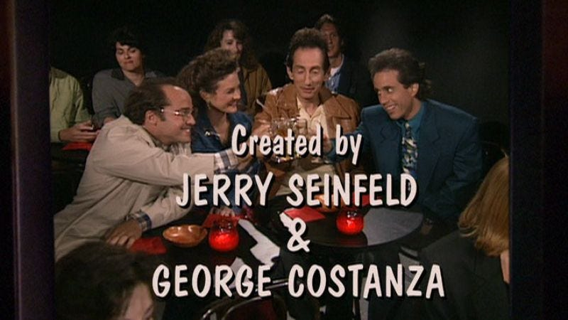 "Illustration for article titled Seinfeld: ""The Pilot, Parts 1 And 2"""