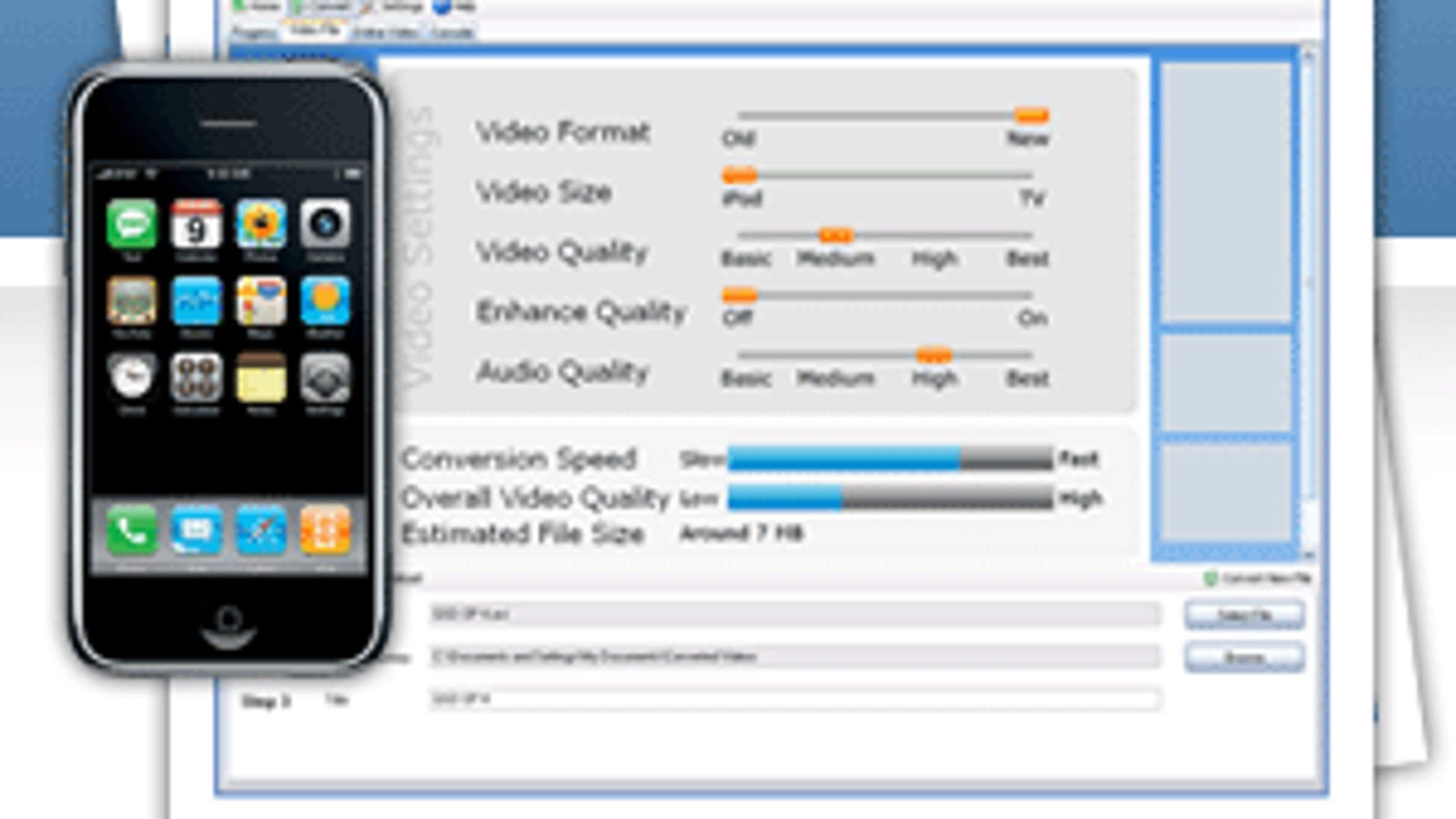 videora iphone 3g converter