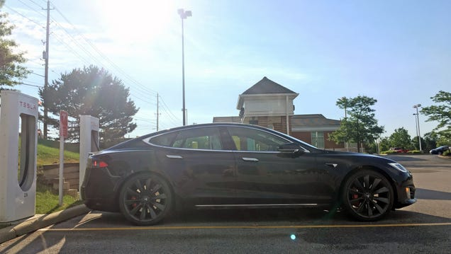 No Matter What Happens To Tesla, The Model S Is An Amazing Machine