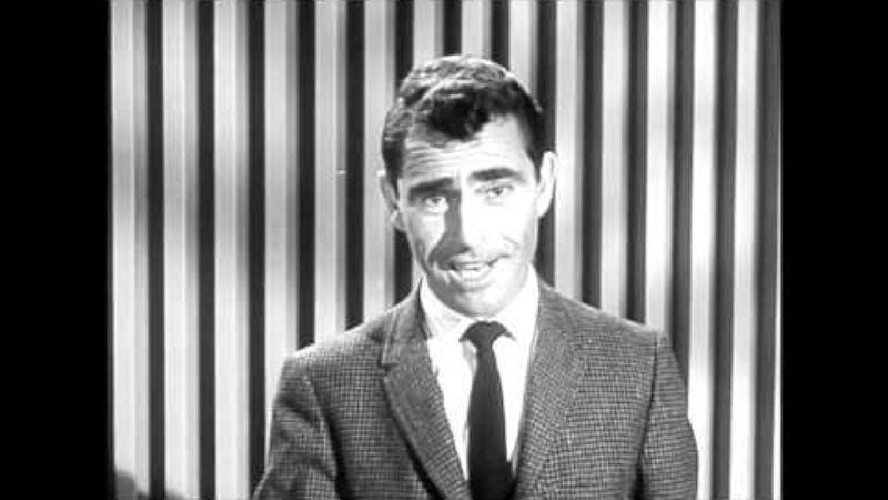 """Illustration for article titled Here's a supercut of every time Rod Serling said """"the Twilight Zone"""""""
