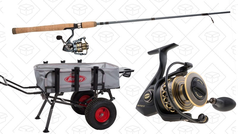 Fishing Gold Box | Amazon