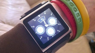 Illustration for article titled WSJ: Microsoft Is Designing a Touch-Enabled Watch