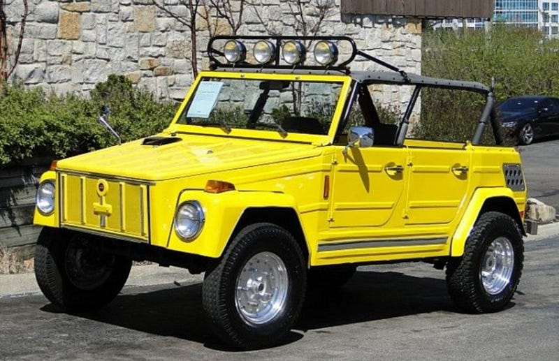 For 23897 could this custom rotary powered 1973 vw 181 be your thing have you ever contemplated the eventual mechanism of your own demise it could very well look like todays nice price or crack pipe vw thing altavistaventures Choice Image