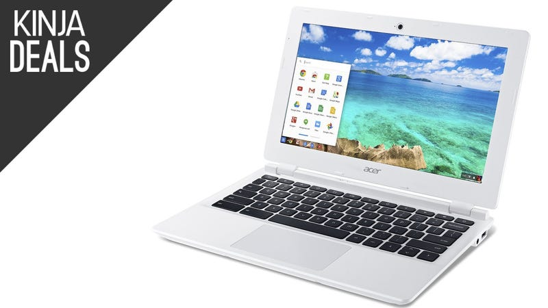Illustration for article titled Give Chrome OS a Try With This $110 Chromebook