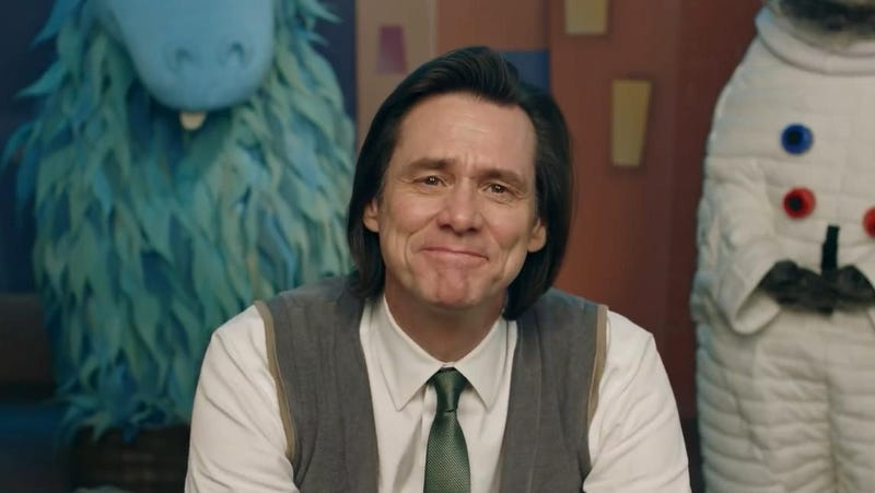 Jim Carrey on the Showtime show Kidding.
