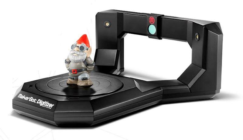 Illustration for article titled Este escáner te permitirá hacer copias de objetos en 3D