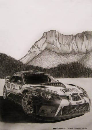 Illustration for article titled WRC posted this drawing on facetubes