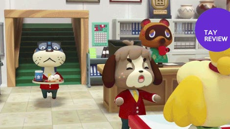 Pocket Camp Sucks The Soul Out Of Animal Crossing