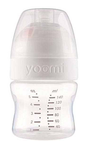 Illustration for article titled Yoomi Baby Bottle Heats Milk For You, No Cartridges Required