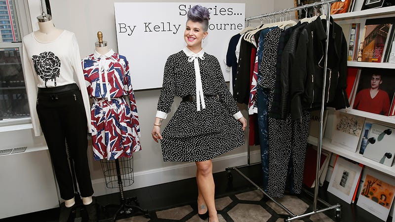 Illustration for article titled Kelly Osbourne's New Clothing Line Makes Fashion 'Fair' for Sizes 0-24