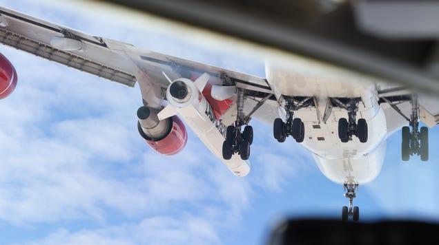 Virgin Orbit Plane Completes Test Flight With Attached Rocket