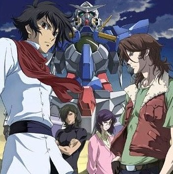 Illustration for article titled Mobile Suit Gundam 00 Brings Its Bloody Mecha War To The Sci Fi Channel