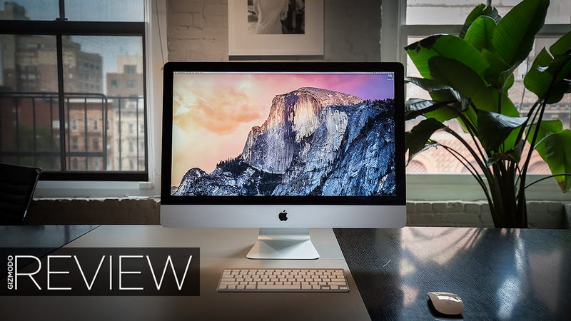Illustration for article titled iMac With Retina 5K Display Review: Do Those Extra Pixels Really Matter?