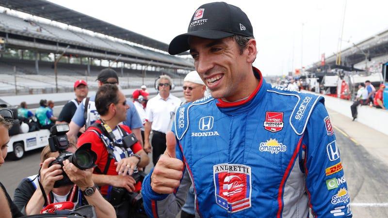 Illustration for article titled IndyCar Driver Justin Wilson Dead At 37