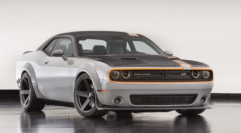 EPA Accidentally Confirmed AWD Dodge Challenger GT