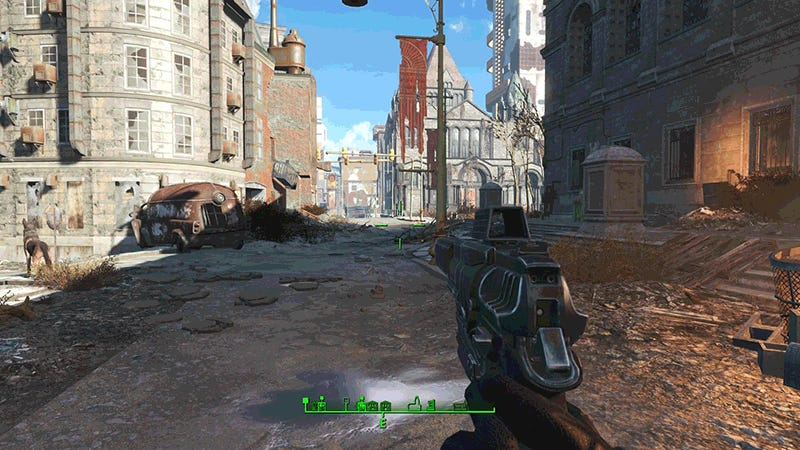 Fallout 4's User Interface Is Truly Terrible