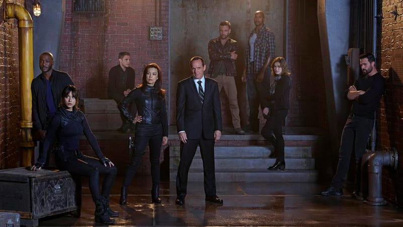 Illustration for article titled Everything to know about Agents of SHIELD before Season 2