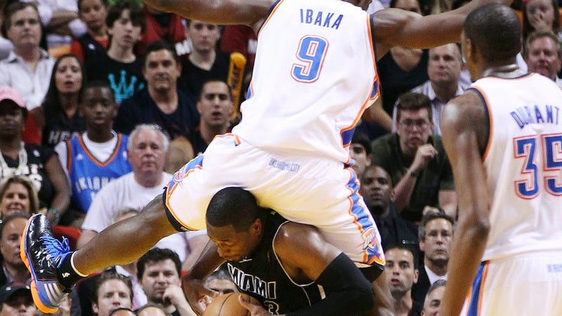 Illustration for article titled The Thunder Are A Matchup Nightmare For Copy Editors. So Is The Heat.