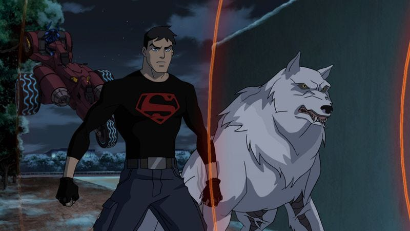 """Illustration for article titled Young Justice: """"Salvage"""""""