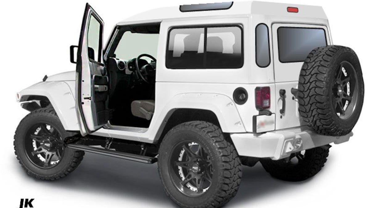 These Homemade 'Safari Cabs' Make Your Jeep Wrangler So Much