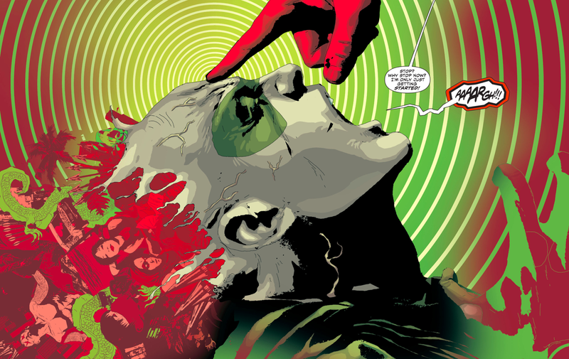 Illustration for article titled Weekly Comic Review - Green Arrow #22