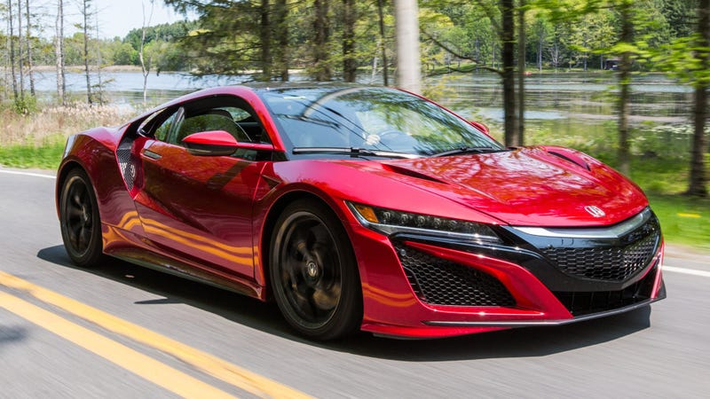 Illustration for article titled Only Three People Bought an NSX in July