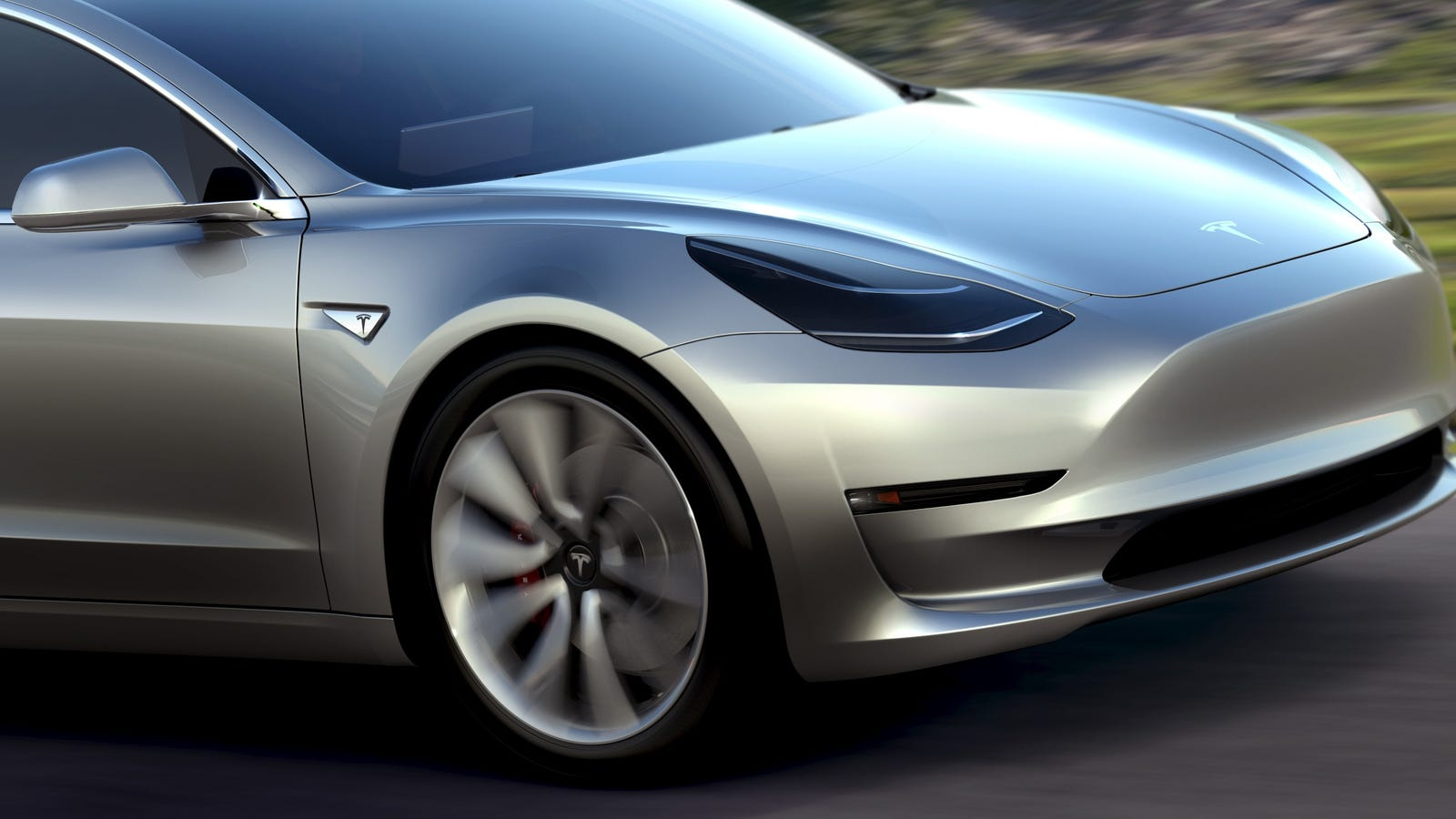 Design of tesla car - Here S How Tesla Is Designing The Model 3 To Be The Most Aerodynamic Car Ever Made