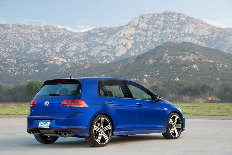 The 2015 Volkswagen Golf R Is Proof VW Doesnt Really Hate Us
