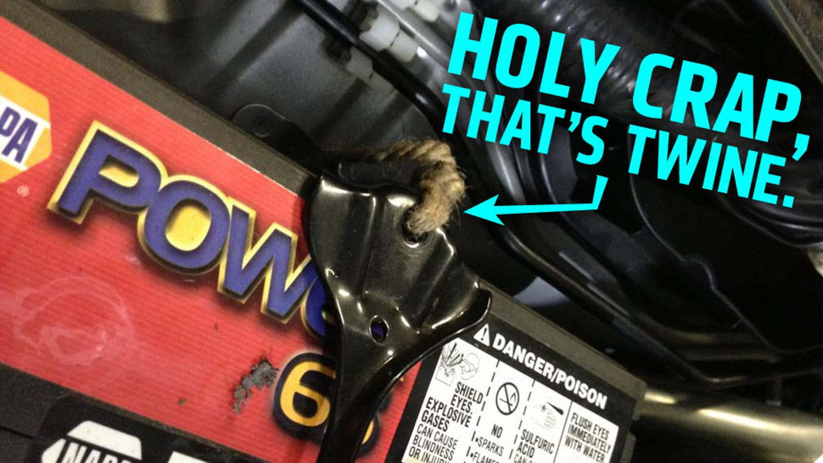 Owner Says $18K Engine Build Ruined Nissan GT-R With Twine