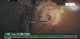 EVE Online Is A Video Game With Its Own News Show