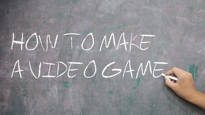 Illustration for article titled A Beginner's Guide To Making Your First Video Game