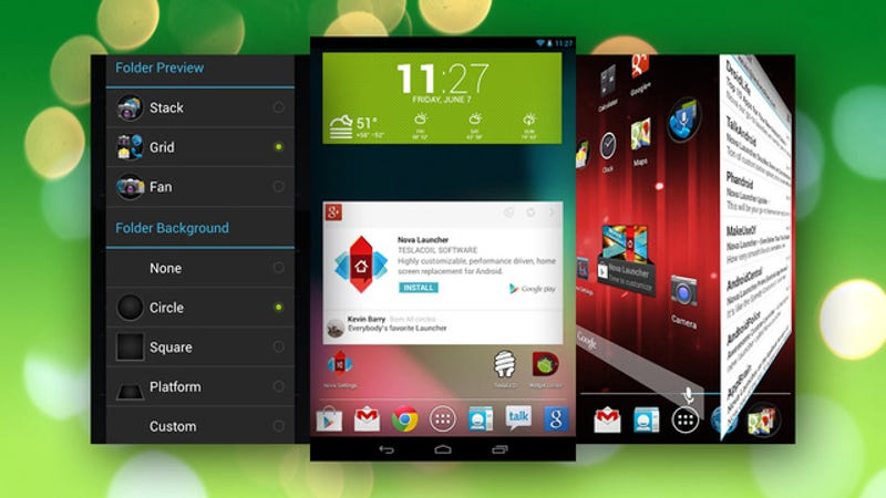 Illustration for article titled The Best Application Launcher for Android