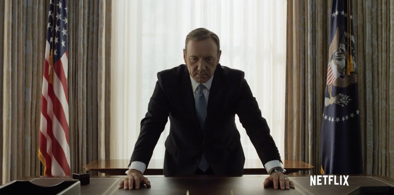 Illustration for article titled The House of Cards Season 4 Trailer is a Creepy Frank's Greatest Hits