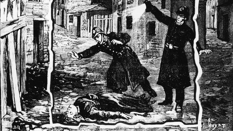 Illustration for article titled Evidence From Jack the Ripper Victim's Murder Selling for $4.75 Million