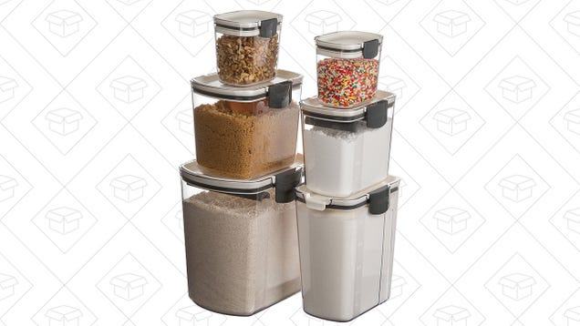 The Smartest Food Storage Containers Youve Ever Seen Have Never