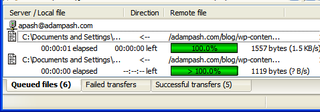 Illustration for article titled FTP File Transfer Across Platforms with Filezilla 3.0
