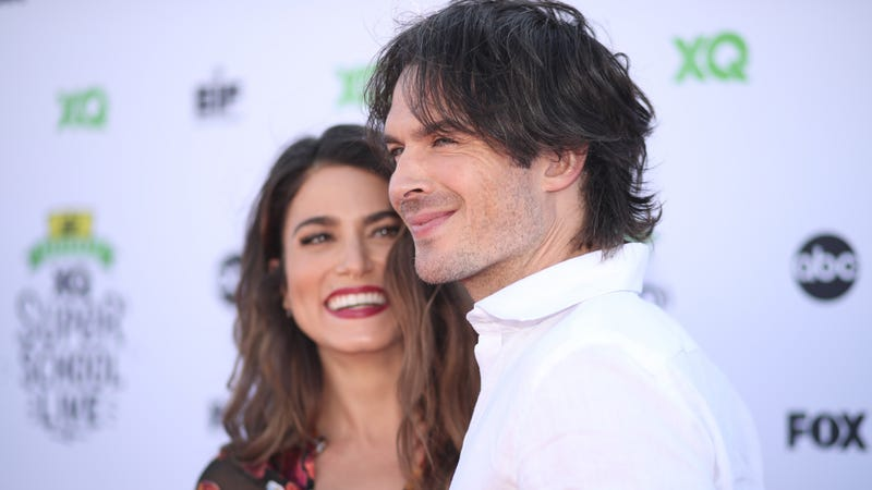 Nikki Reed Responds to Claims Ian Somerhalder 'Forced' Her to Get Pregnant