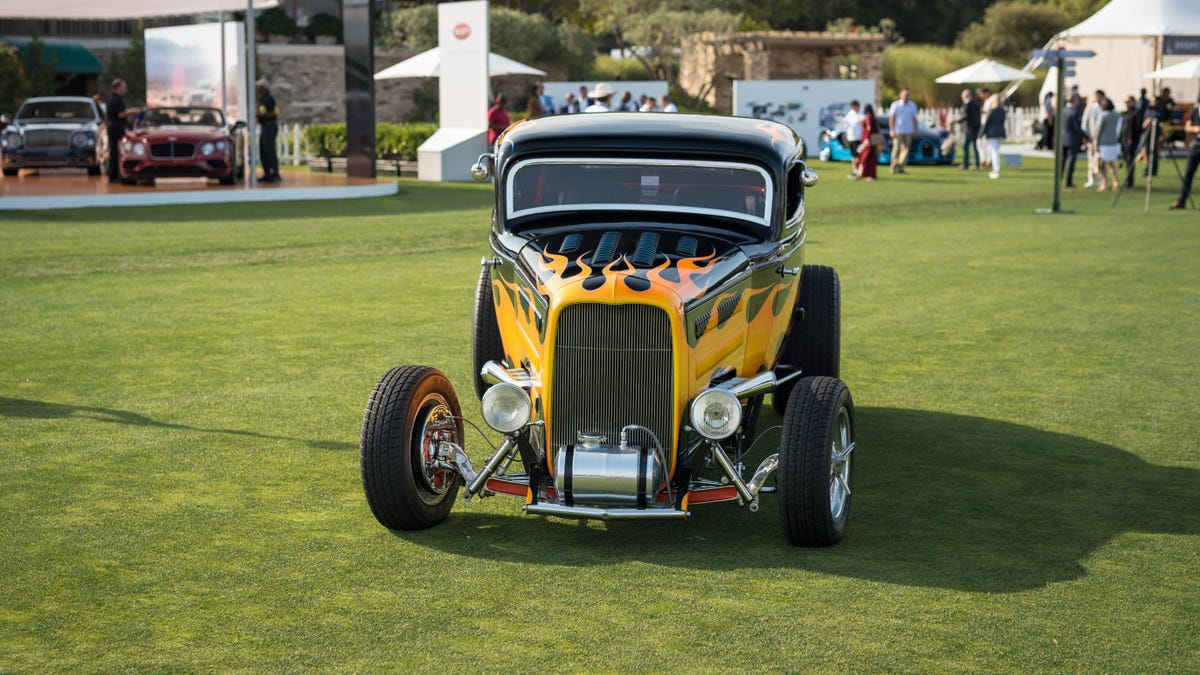 The Quail Is How The Fanciest People Do Car Shows - Quail car show tickets price