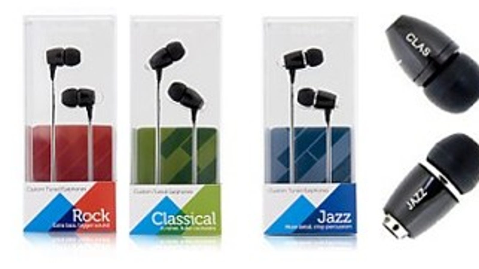earbuds for girls cheap - Typecast Yourself with Radiopaq Custom-Tuned Earbuds: Emos Not Allowed