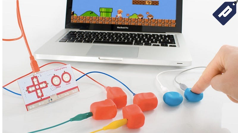 Illustration for article titled Get The Makey Makey Collector's Edition DIY Kit For 20% Off