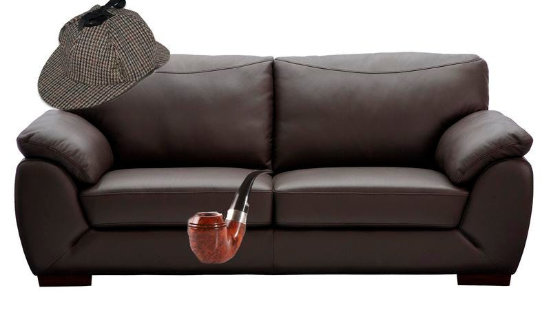 Illustration for article titled ABC orders Couch Detective, which is at least one of the things you think it is