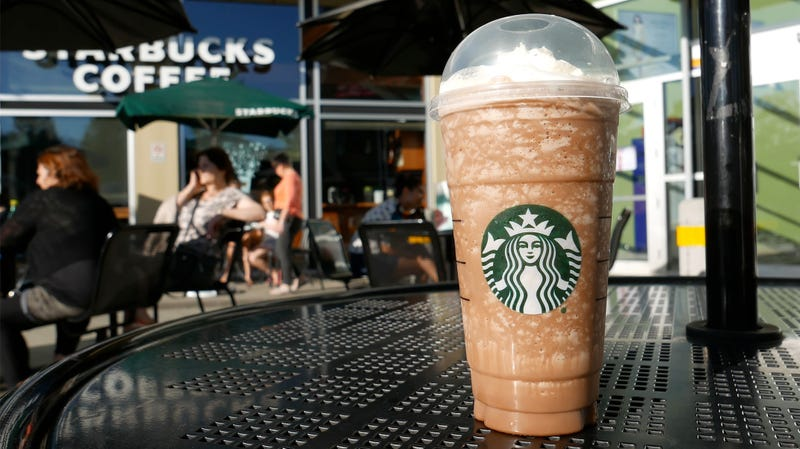 Illustration for article titled Starbucks blames healthy eating for slide in Frappuccino sales