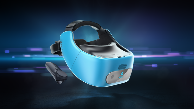 The HTC Vive Focus (Image: HTC)