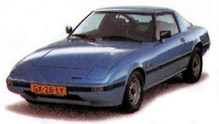 Illustration for article titled Required Riding: The 1978 Mazda RX7
